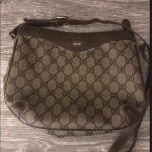 vintage gucci handbag purse with serial number